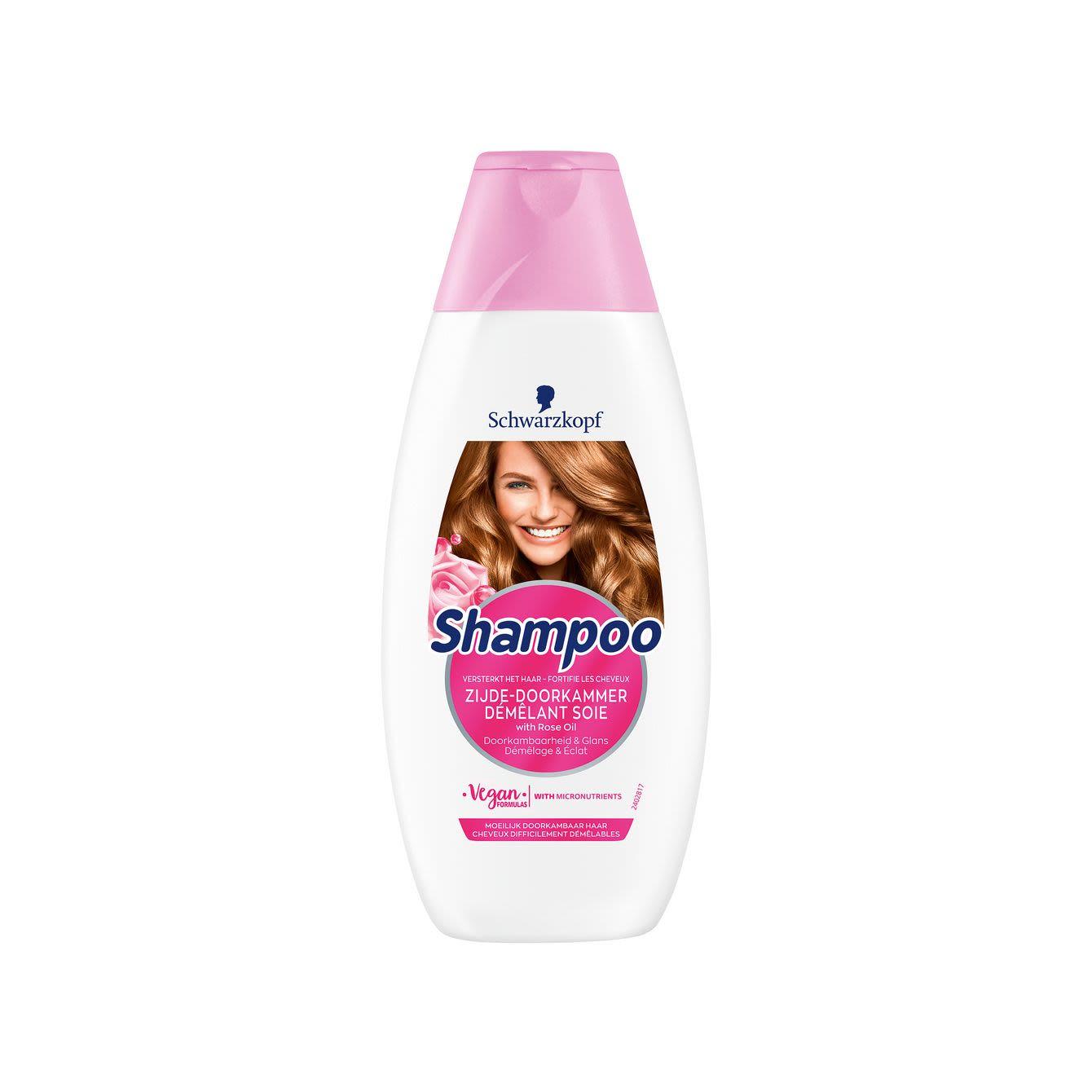 Schwarzkopf Shampoo Zijde Doorkambaar