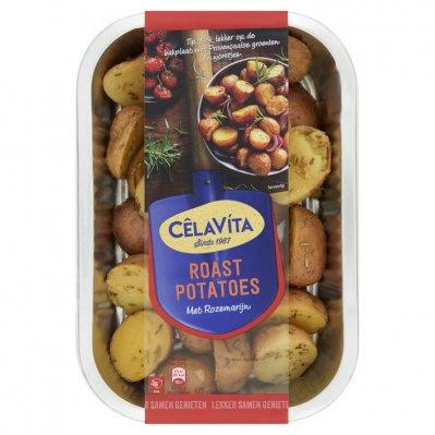 CêlaVíta Roast potatoes met rozemarijn
