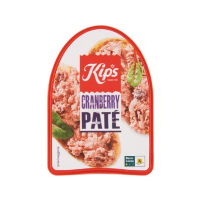 Kips Cranberry Paté