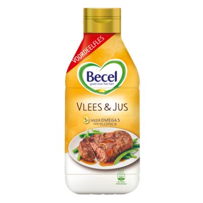 Becel Vlees & Jus Vloeibaar voor Bakken & Braden