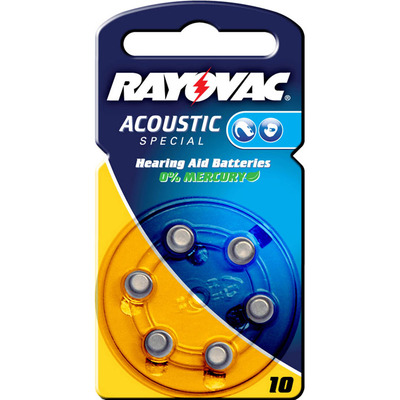 Rayovac Acoustic special 10