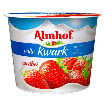 Almhof Volle kwark aardbei