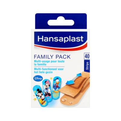 Hansaplast Family Pack 40 Strips