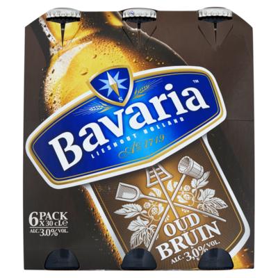 Bavaria Oud bruin 6 x 30cl