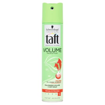 Schwarzkopf Taft Volume Mega Strong Haarspray 250 ml