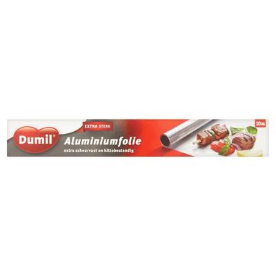 Dumil Extra Sterk Aluminiumfolie 10 m