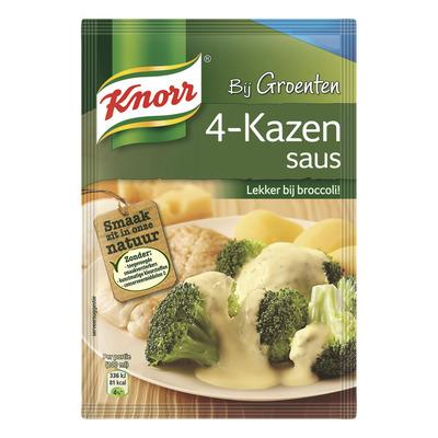Knorr Mix 4-kazensaus