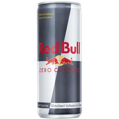 Red Bull Zero calories