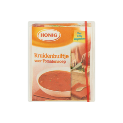 Honig Kruidenbuiltje voor Tomatensoep 5 Stuks