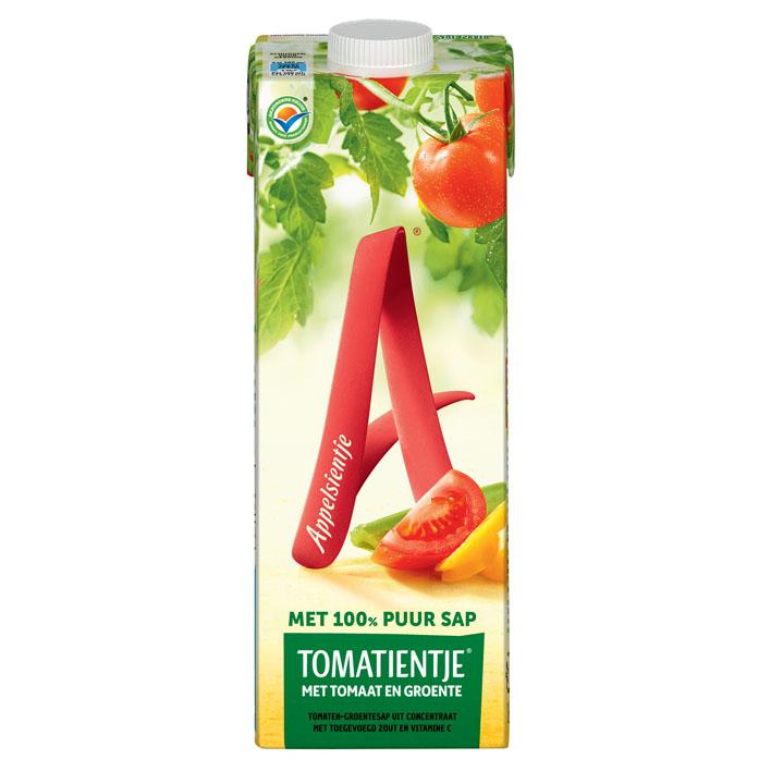 Appelsientje Tomatientje