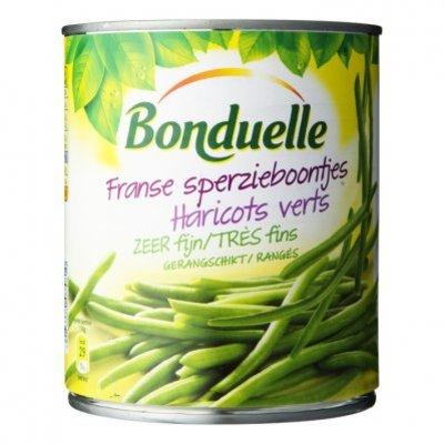 Bonduelle Franse sperzieboontjes zeer fijn
