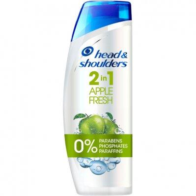 Head & Shoulders Apple fresh 2-in-1 shampoo