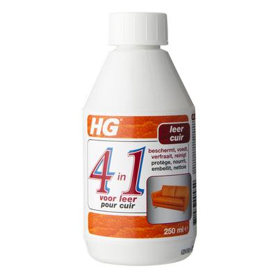 HG 4 in 1 voor leder