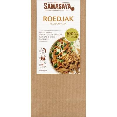 Samasaya Curry roedjak
