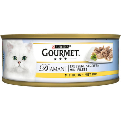 Gourmet Diamant mini filets met kip