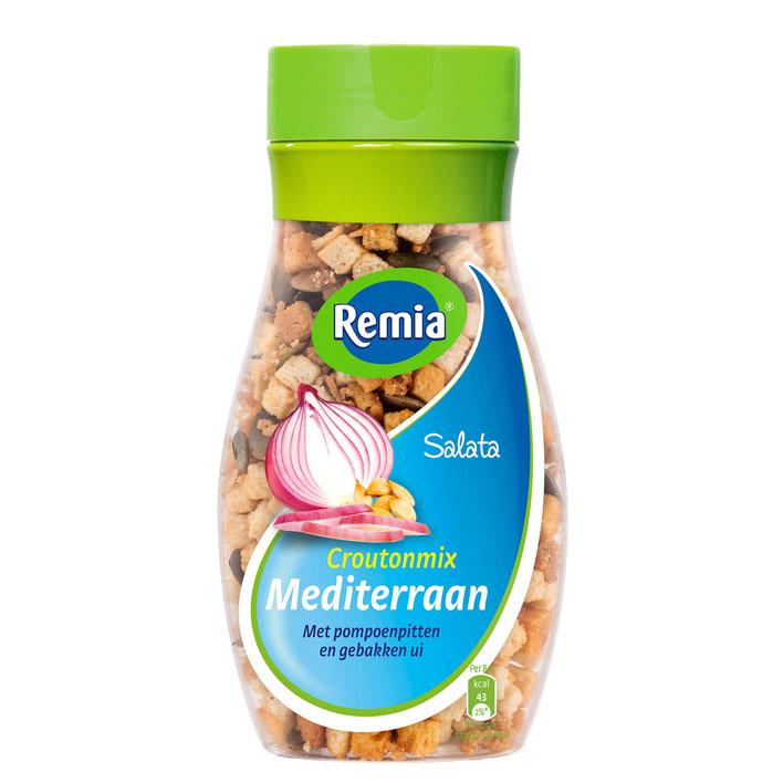 Remia Salata slaversierders Mediterraan