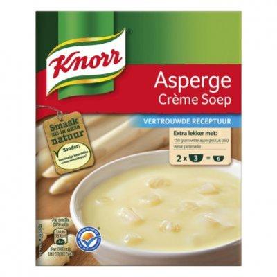 Knorr Asperge crèmesoep