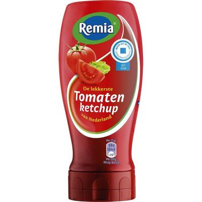 Remia Tomatenketchup topdown