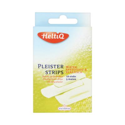 HeltiQ Pleisterstrips Waterafstotend & Elastisch 5 Maten