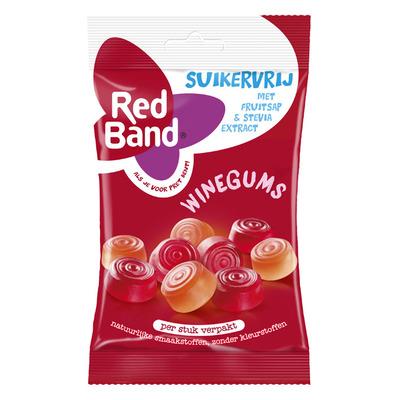 Red Band Suikervrij berries