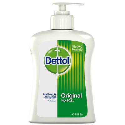 Dettol Soft on skin original wasgel