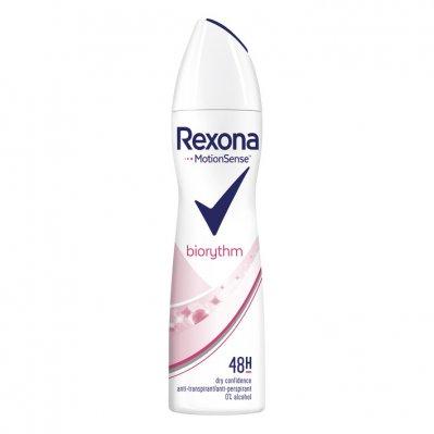 Rexona Deodorant spray women ultra dry biorythm