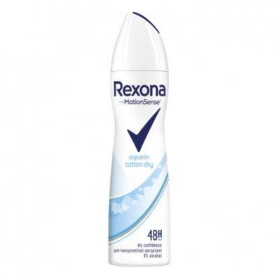 Rexona Deodorant spray women ultra dry cotton