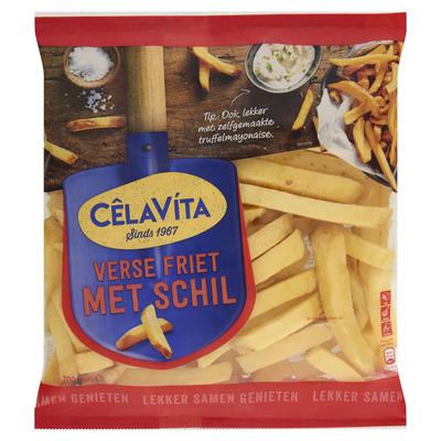 CêlaVíta Verse friet met schil
