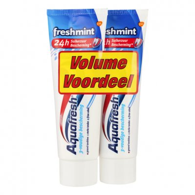 Aquafresh Freshmint 2-pack