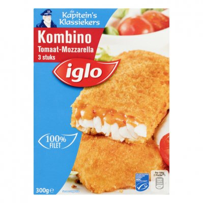Iglo Kombino tomaat-mozzarella