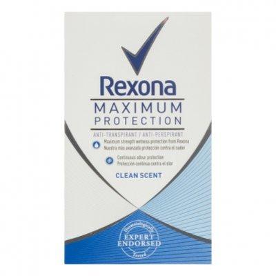 Rexona Women maximum protection deodorant stick