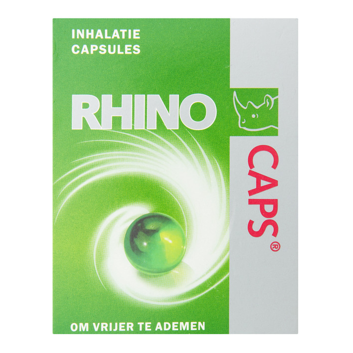 Rhinocaps Inhalatiecapsules