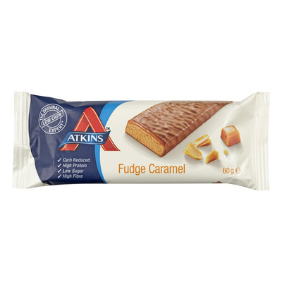 Atkins Fudge caramel