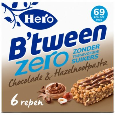 Hero B'tween zero granenreep choco hazelnoot