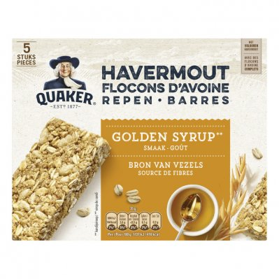 Quaker Havermoutrepen honing