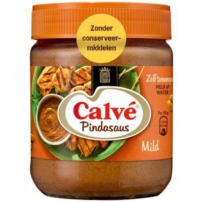 Calvé Pindasaus mild