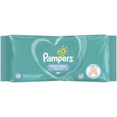 Pampers Wipes Fresh clean