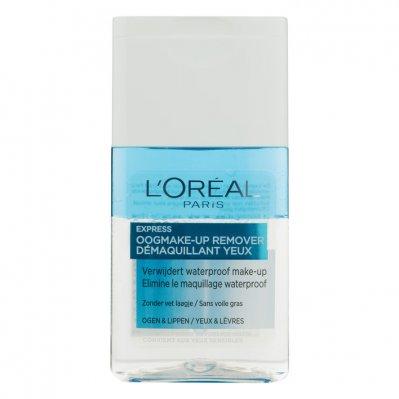 L'Oréal Paris oogmake-up remover waterproof
