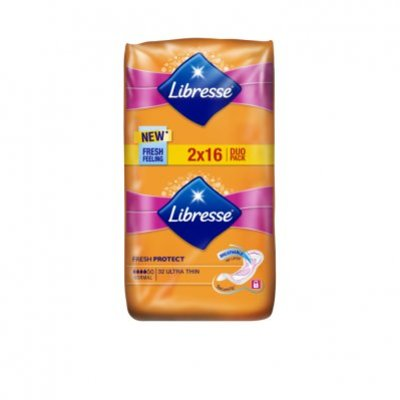 Libresse Ultra normal maandverband duo pack