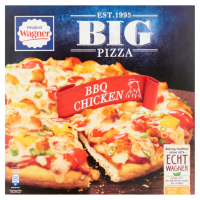Wagner Big Pizza BBQ Chicken 420 g