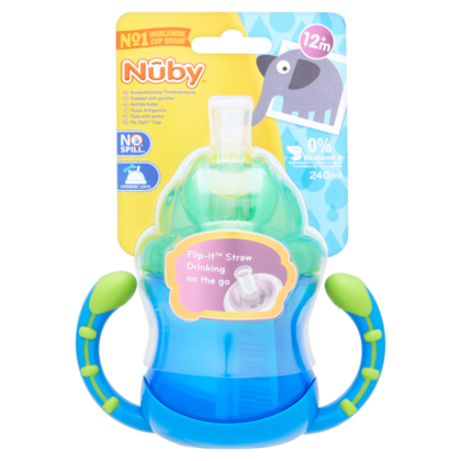 Nuby Antilek superdrinktuit 12m+