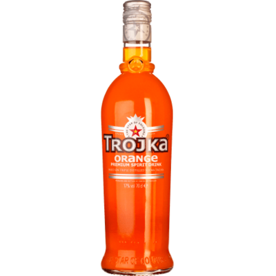 Trojka Vodka Orange 70cl