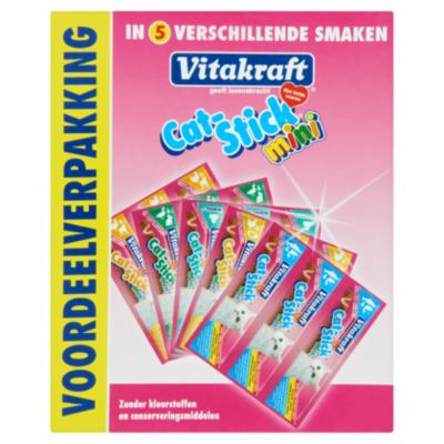Vitakraft Snacks cat sticks mini multipak