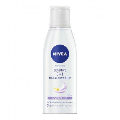 Nivea Sensitive 3-in-1 micellair water