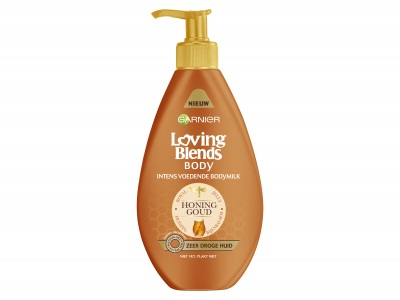 Garnier Loving Blends Bodymilk honinggoud