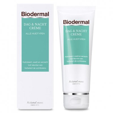 Biodermal Dag- & nachtcrème