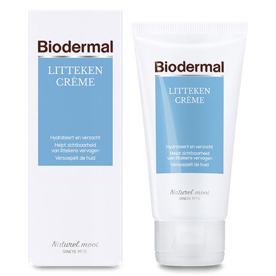 Biodermal Litteken crème