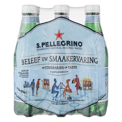 San Pellegrino Mineraalwater koolzuurhoudend