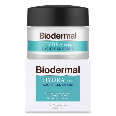 Biodermal Hydra plus nachtcrème