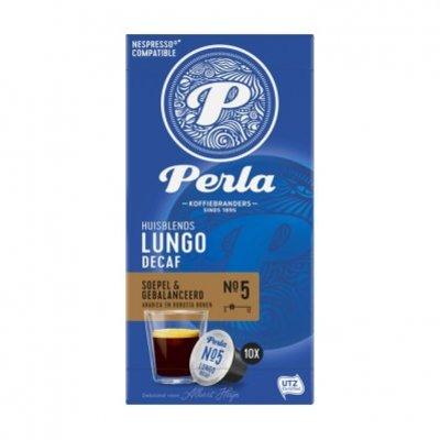 Huismerk Lungo decaf capsules